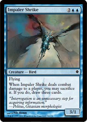 Impaler Shrike - Foil