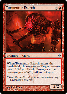 Tormentor Exarch - Foil