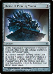 Shrine of Piercing Vision - Foil