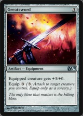 Greatsword - Foil