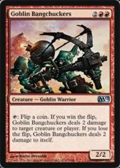 Goblin Bangchuckers - Foil