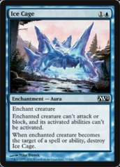 Ice Cage - Foil