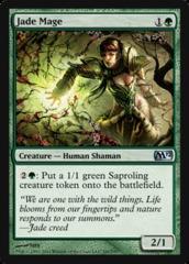 Jade Mage - Foil