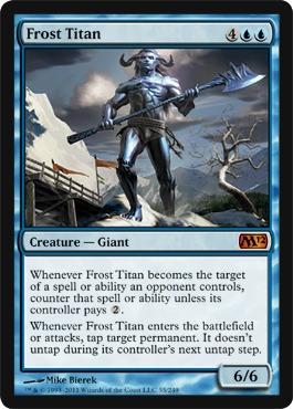 Frost Titan - Foil