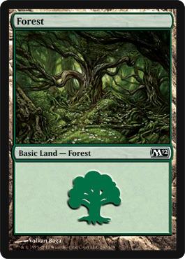 Forest (247) - Foil