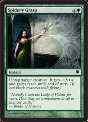 Spidery Grasp - Foil
