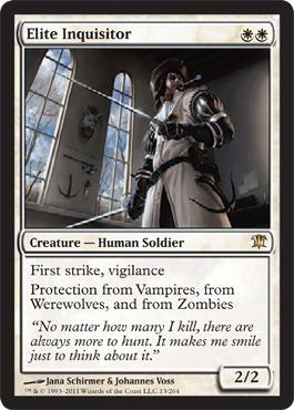 Elite Inquisitor - Foil