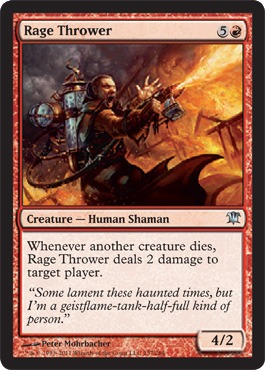 Rage Thrower - Foil