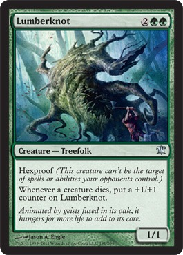 Lumberknot - Foil