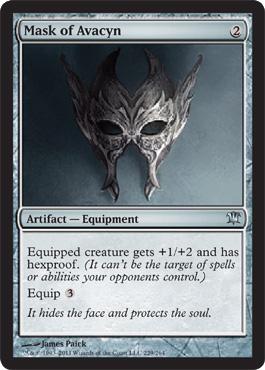 Mask of Avacyn - Foil