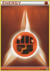 Fighting Energy - 110/114 - Common - Reverse Holo