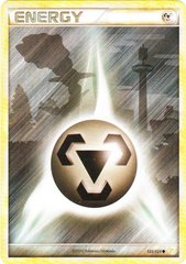 Metal Energy - 122/123 - Common - Reverse Holo