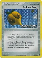 Balloon Berry - 84/107 - Uncommon - Reverse Holo