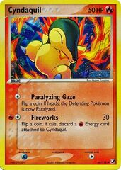 Cyndaquil - 54/115 - Common - Reverse Holo