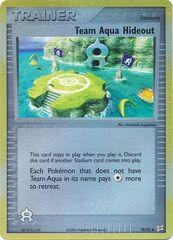 Team Aqua Hideout - 78/95 - Uncommon - Reverse Holo