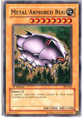 Metal Armored Bug - AST-005 - Common - Unlimited Edition