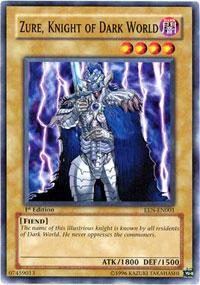 Zure, Knight of Dark World - EEN-EN001 - Common - Unlimited Edition