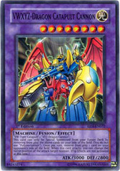 VWXYZ-Dragon Catapult Cannon - EEN-EN031 - Super Rare - Unlimited Edition