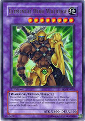 Elemental Hero Wildedge - EEN-EN035 - Ultra Rare - Unlimited Edition