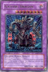 Gatling Dragon - Ultimate - FET-EN035 - Ultimate Rare - Unlimited