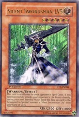 Silent Swordsman LV5 - FET-EN008 - Ultimate Rare - Unlimited Edition