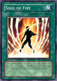 Soul of Fire - FOTB-EN031 - Super Rare - Unlimited Edition