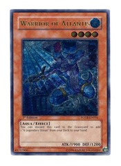 Warrior of Atlantis - FOTB-EN016 - Ultimate Rare - Unlimited Edition