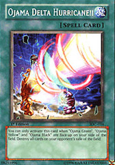 Ojama Delta Hurricane!! - IOC-034 - Common - Unlimited Edition