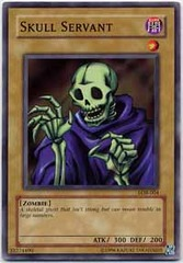 Skull Servant - LOB-004 - Common - Unlimited Edition
