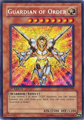 Guardian of Order - LODT-EN000 - Secret Rare - Unlimited Edition