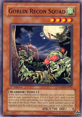 Goblin Recon Squad - LODT-EN033 - Common - Unlimited Edition