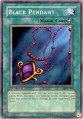 Black Pendant - MRL-003 - Super Rare - Unlimited Edition on Channel Fireball