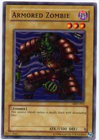 Armored Zombie - MRD-013 - Common - Unlimited Edition