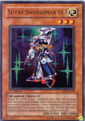 Silent Swordsman LV3 - RDS-EN009 - Ultra Rare - Unlimited Edition