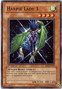 Harpie Lady 3 - RDS-EN019 - Common - Unlimited Edition