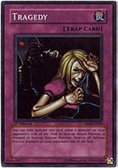 Tragedy - RDS-EN049 - Super Rare - Unlimited Edition on Channel Fireball
