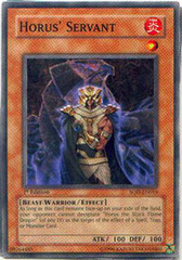 Horus' Servant - SOD-EN016 - Common - Unlimited Edition