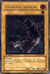 Charcoal Inpachi - SOD-EN001 - Ultimate Rare - Unlimited Edition