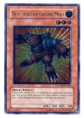 Neo-Spacian Grand Mole - STON-EN005 - Ultimate Rare - Unlimited Edition