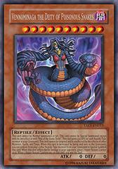 Vennominaga the Deity of Poisonous Snakes - TAEV-EN013 - Secret Rare - Unlimited Edition