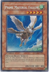 Prime Material Falcon - CRMS-EN082 - Secret Rare - Unlimited Edition