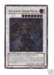 Blackwing Armor Master - Ultimate - CRMS-EN041 - Ultimate Rare - Unlimited