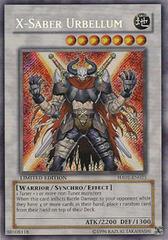 X-Saber Urbellum - HA01-EN025 - Secret Rare - Unlimited Edition on Channel Fireball
