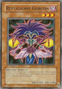 Reptilianne Gorgon - SOVR-EN020 - Common - Unlimited Edition