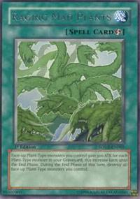 Raging Mad Plants - SOVR-EN060 - Rare - Unlimited Edition