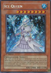 Ice Queen - SOVR-EN094 - Secret Rare - Unlimited Edition