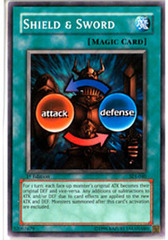 Shield & Sword - SDJ-040 - Common - Unlimited Edition