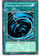 Mystical Space Typhoon - SDP-032 - Common - Unlimited Edition