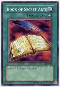 Book of Secret Arts - SDY-021 - Common - Unlimited Edition