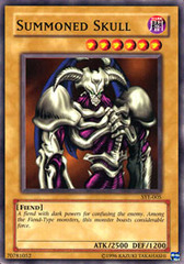 Summoned Skull - SYE-005 - Common - Unlimited Edition